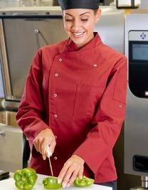 Ladies´ Chef Jacket Turin Classic